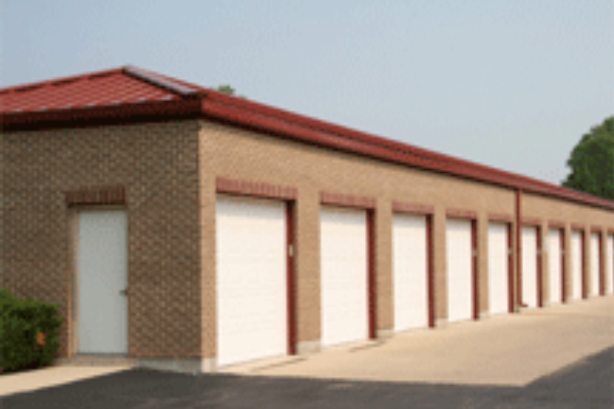 A Breeze Mover's Storage Units