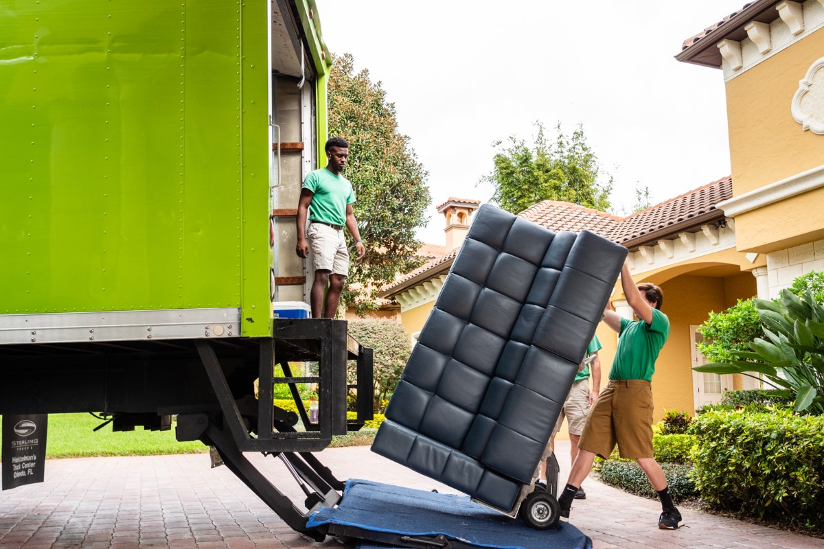 A Breeze Mover's specialized deliveries