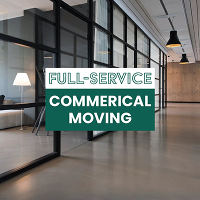 full-service commercial moving